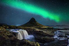 Kirkjufellsfoss © Florencio Barroso