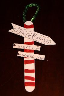 Imagination Station: Elfie, A Visit to the North Pole and ornaments Day 3 of our Countdown to Christmas