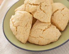 Almond Cream Scones - ** Recipe on The Spice Hunter Almond Extract except that recipe uses 1 tsp salt.