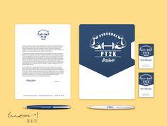 PT2K (Personal Trainer Kaan Kılıçarslan) için yaptığımız Kurumsal Kimlik (Branding) Tasarımı