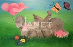canvas-Olifant-115x75
