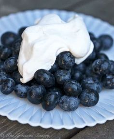 Clean Eating Coconut Whipped Cream