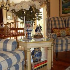 Image result for red, yellow, blue french country living rooms