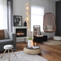How gorgeous is the living room of @_mirjam_72 Happy Thursday everyone! . #livingroom #livingroomdecor #nordichome #nordicinspiration