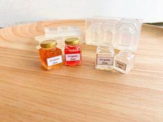 Miniature mold dollhouse 3D square jam jar silicone soft mold | Etsy Jam Jar, Uv Resin, Air Dry Clay, How To Take Photos, Diy, Miniatures, Soap, Crafts, Singapore