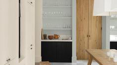 Ska du göra om ett jäktigt familjekök? Skapa ett rum som fungerar för alla tillfällen med en smart färgsättning.