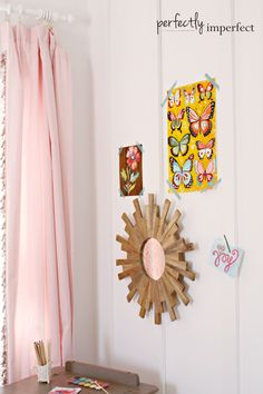 Ava's Bedroom | Target Threshold | perfectly imperfect
