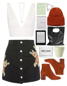 """And the birds sing"" by akp123 ❤ liked on Polyvore featuring Topshop, rag & bone, Givenchy, Cheap Monday, Ex Voto Paris, Monki, Windle & Moodie and Gathering Eye"