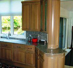 Rift White Oak Kitchen Cabinetry White Oak Kitchen, New Kitchen, Kitchen Ideas, Oak Cabinets, Kitchen Cabinetry, Home Decor, Products, Kitchen Cabinets, Decoration Home