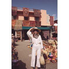 "2,776 Likes, 33 Comments - Alyssa Miller (@luvalyssamiller) on Instagram: ""Marrakech - you have me under your spell """