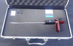 Flyball - měřidlo předloktí - přepravní box - vnitřek