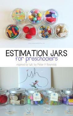 Estimation Jars for Preschoolers | Mama.Papa.Bubba..jpg