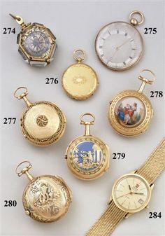 Lot de montre.