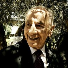 """Mr. Shimon Peres, President of Israel and Nobel Peace Prize laureate.This is a  link to all CDs and Mp3 downloads if you wish to support our causes. Proceeds from sales of all 4 """"Ray Of Hope"""" CD's are going to St. Jude's Children's Hospital and Peace charities.  It's available to all from around the world.. http://songweavershope.com/project-h.php?project_id=1006&member"""