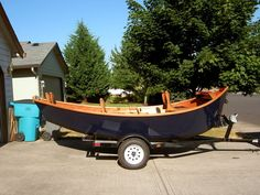 Wood Drift Boat Project - Finally Ready to Launch | General Fly Fishing | Westfly Bulletin Board