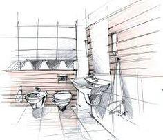 Image Result For Minimalne Wymiary łazienki Andzelika Stepniewska Interior Design Sketchbook Ideas
