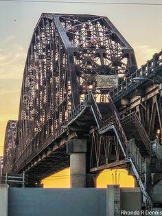 Morgan City, George Washington Bridge, Sydney Harbour Bridge, Louisiana, Travel, Viajes, Destinations, Traveling, Trips