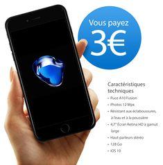 Obtenez votre iPhone 7