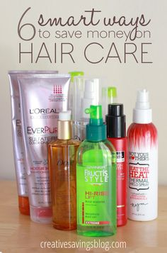 7 Cost-Effective Frizzy Hair Tips