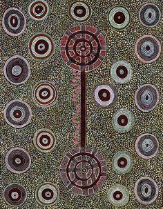 Anatjari No. III Tjakamarra - Kuningka  79 x 61 cm