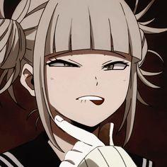 Toga Himiko with fuckboy Face