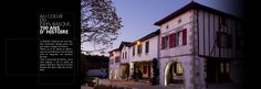 La Bastide Clairence en Pays Basque, classée parmi «Les plus beaux villages de France »
