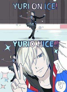 Yuri!!! on Ice ❄ Yurio Nice!!!