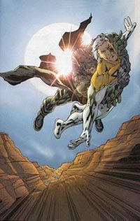 midnighter and apollo from the first arc to feature them.