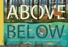 Above and Below | Benn's Books