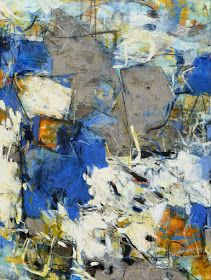 krista harris : current work on canvas Joan Mitchell, Abstract Art, Abstract Paintings, Mixed Media Art, Shapes, Texture, Wall Art, Flowers, Inspire
