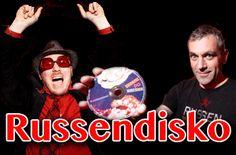 Sa - 13. Dez ~ 22:00 Uhr RUSSENDISKO mit Kaminer & Gurzhy Anschl. ab 4 Uhr GÖTTERDÄMMERUNG|Indie,Pop,ElectricBeats, Rock DJ Lehmann & Guests