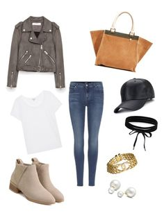 Current mood by champagnecoloredglasses on Polyvore featuring polyvore, fashion, style, Splendid, Jakke, 7 For All Mankind, Alice + Olivia, Boohoo, Chanel, Allurez and clothing