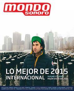 Revista #Mondosonoro #diciembre 2015. La mejor #música internacional de 2015.