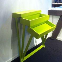 Arco wandkast Pivot Pivot  lak lime green G4.60.60, N *  * Deze kleur is uit collectie