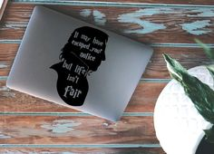 Severus Snape Aufkleber, Autoaufkleber, Laptop Aufkleber Harry Potter Severus Snape, Car Stickers, Laptop Stickers, Harry Potter, Macbook Decal, Decals, Etsy, Vintage, Handmade Gifts