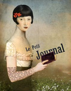 le petit journal=the little diary-by Catrin Welz-Stein