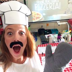 Are you looking for an engaging way to introduce fractions with your students? Travel with your students to Frank Fraction's pizzeria to set the foundation of this sometimes tricky math concept by transforming your classroom! 3rd Grade Classroom, Special Education Classroom, Future Classroom, Classroom Themes, Elementary Education, Early Education, Classroom Resources, Teaching Resources, Teaching Ideas