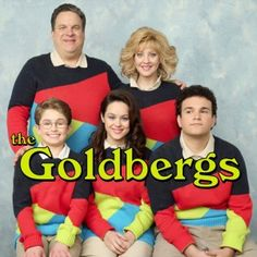 The Goldbergs on ABC - The Midwest TV Guys