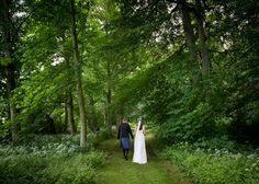 A walk in the woods - Wedderburn Castle & Barns