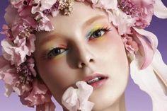 Shu Uemura Blossom Eye Shadow Makeup Spring-Summer