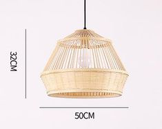 Natural design just for natural life. by WalmHomie on Etsy Rattan Light Fixture, Light Fixtures, Drop Lights, Hanging Lights, Chandelier Lamp, Pendant Lamp, Ceiling Light Shades, Ceiling Lights, Natural Chandeliers