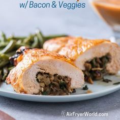 How to Cook Air Fryer Frozen Fish Fillets CRISPY EASY | Air Fryer World Broccoli Dishes, Broccoli Recipes, Chicken Recipes, Cooking A Stuffed Turkey, Frozen Fish Fillets, Cooks Air Fryer, Stuffing Ingredients, Air Fried Food, Air Fryer Healthy