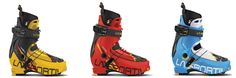 Now available the new design of La Sportiva two buckles boots Spitfire, Sideral and Starlet. Do you like these?