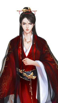 Chinese Picture, Chinese Man, Fantasy Art Men, Anime Fantasy, Anime Prince, Anime Love Couple, Handsome Anime, China Art, Disney Fan Art