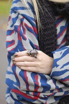"Balenciaga ""Stripes"" again - Lellavictoria | creatorsofdesire.com"