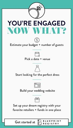 A short but sweet checklist to help you get started on the monumentalbut memorabletask of planning a wedding. A short but sweet checklist to help you get started on the monumentalbut memorabletask of planning a wedding. Wedding Prep, Wedding Advice, Wedding Goals, Wedding Planning Tips, Fall Wedding, Wedding Planner, Our Wedding, Dream Wedding, Wedding Ideas