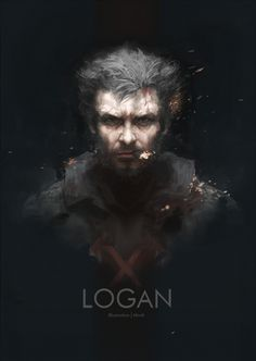 LOGAN FAN-ART, M4 M4 on ArtStation at https://www.artstation.com/artwork/2Q95e