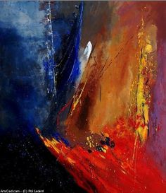 Artwork >> Pol Ledent >> abstract 67900152 #artwork, #masterpiece, #painting, #contemporary, #art