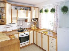 Дизайн кухни 6 кв. м картинка