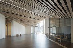 Plaza Comunitaria Towada / Kengo Kuma & Associates